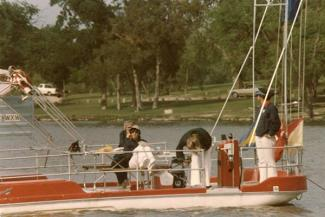 Committee boat 1970s