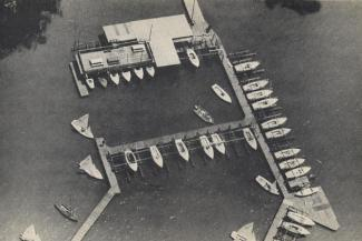 WRSC arial view 1975